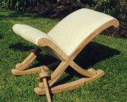 custom made gout stool